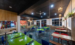 Shoolini University, Solan   Hospitality, Cafe
