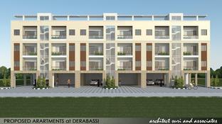 Modern Homes, Derabassi   Housing