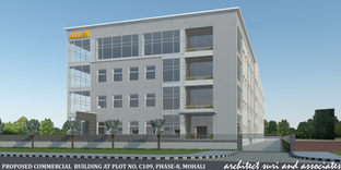 Allen Institute C 109   Commercial, Institute