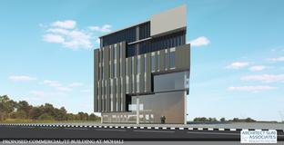 D 268(A)   IT Building