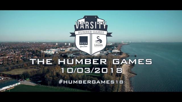 Hull University Union - Humber Games 2018