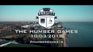 Hull University Union - Humber Games 2018