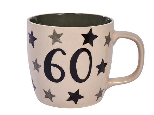 """60"" Stars Mug"