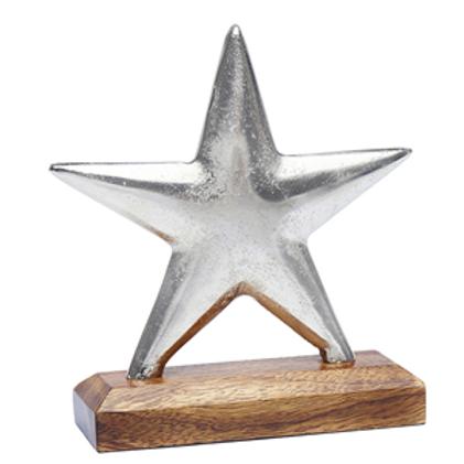 Rampur Aluminium Star on Base