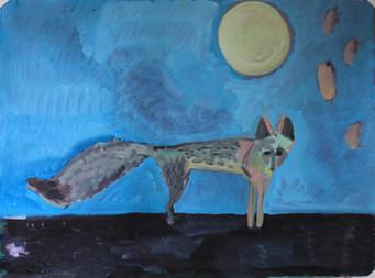 Moonlight Fox