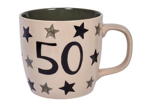 """50"" Stars Mug"