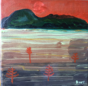 Red Lake Sky