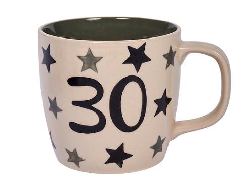 """30"" Stars Mug"