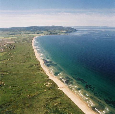 Machrihanish and Westport Beaches Kintyr