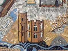 Centenary Mosaic Mural
