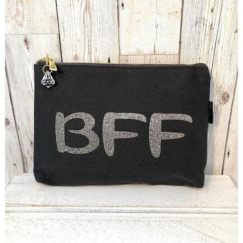 "Bespoke ""BFF"" Make Up Bag"
