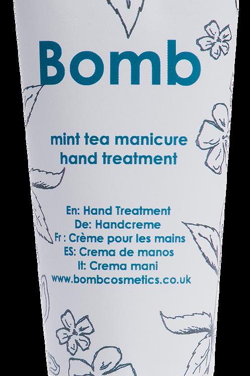 Mint Tea Manicure Hand Treatment