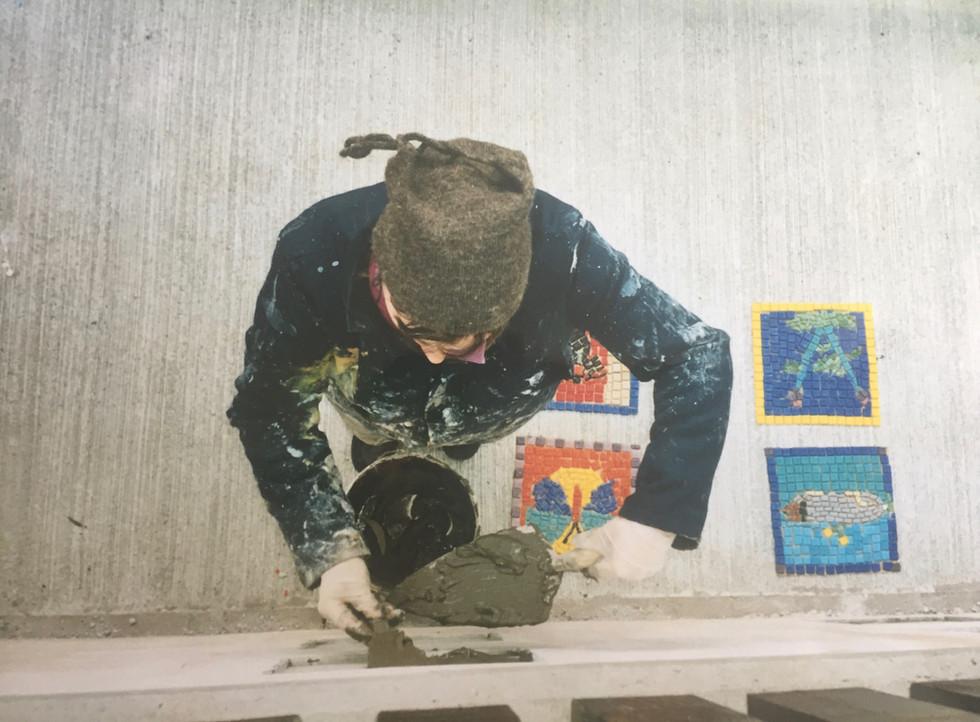 Lunnasting Mosaic