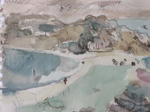 Cape Dorset Landscape