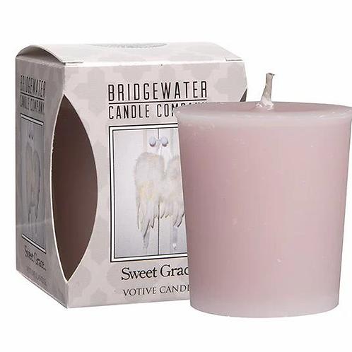 Bridgewater Sweet Grace Boxed Votive Candle