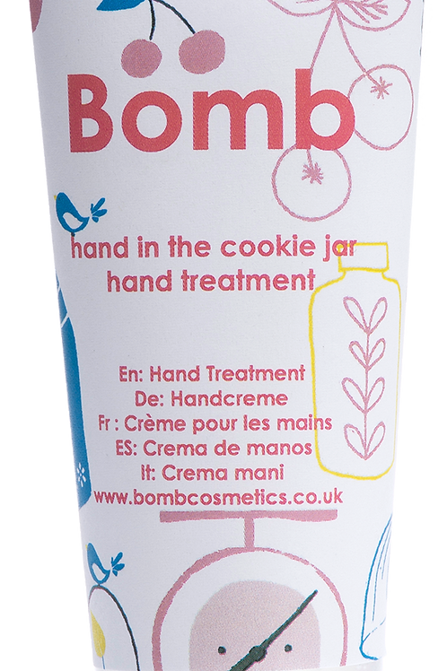 Hand in the Cookie Jar Hand Treatment