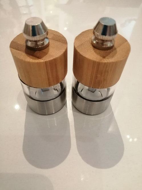 Twin Pack - Salt & Pepper Grinders