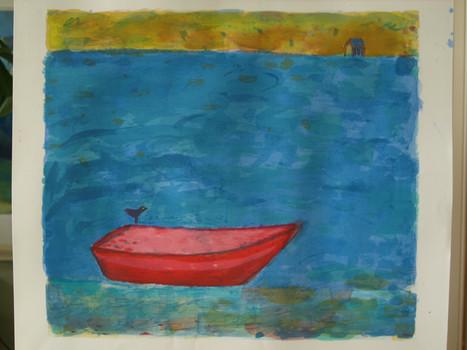 Faroe Voyage, Ed. Lithograph