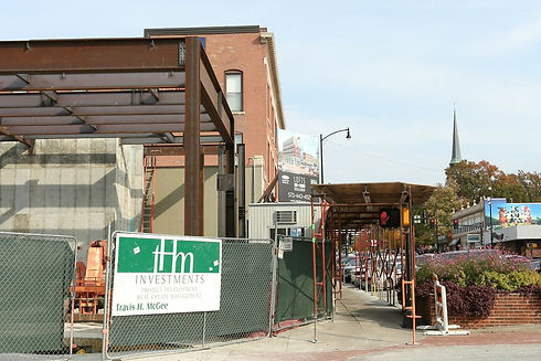 THM Investments Lofts on Broadway Construction
