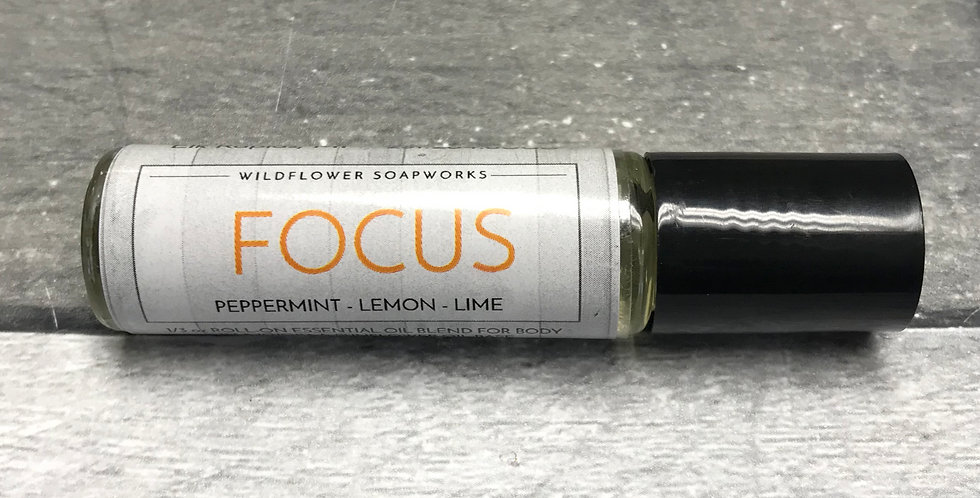 Focus Therapeutic Oil Roll-On