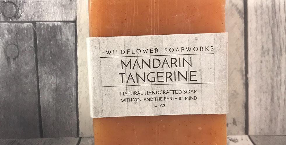 Mandarin Tangerine Soap Bar