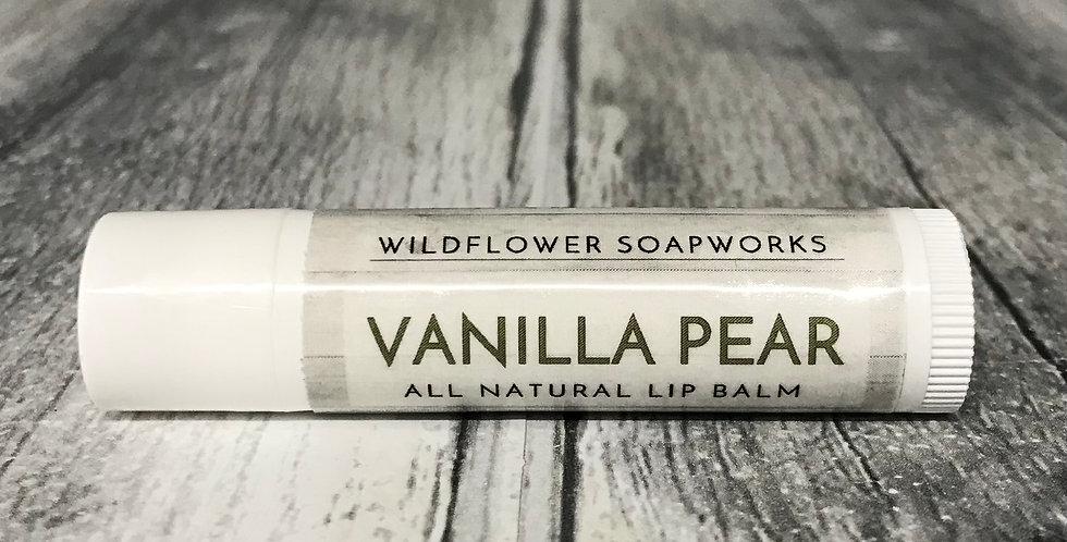 Vanilla Pear Lip Balm