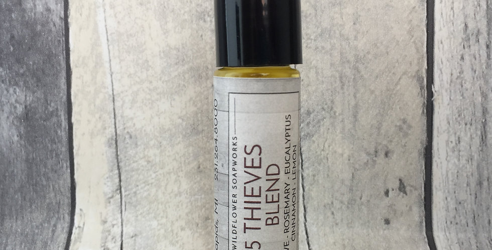 5 Thieves Blend Therapeutic Oil Roll-On