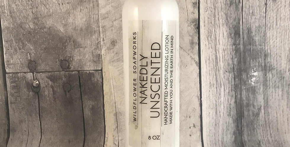Nakedly Unscented Lotion