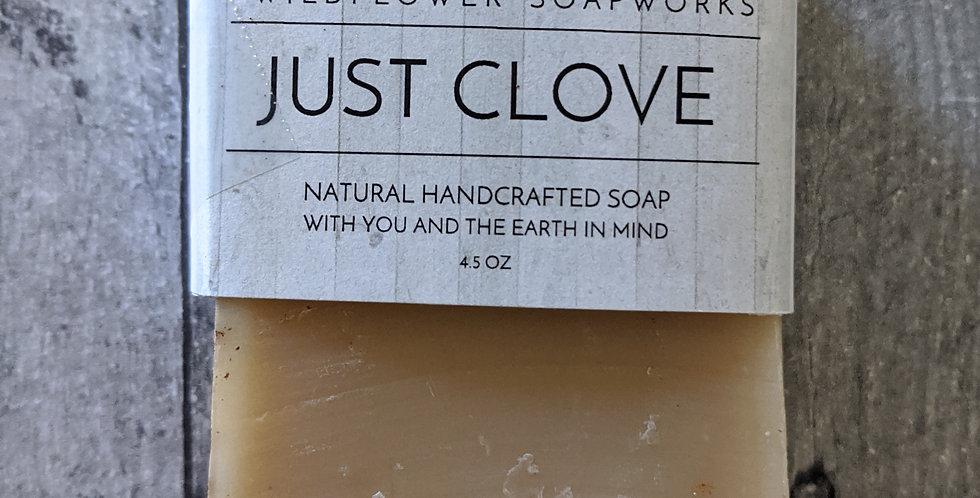 Just Clove Soap Bar