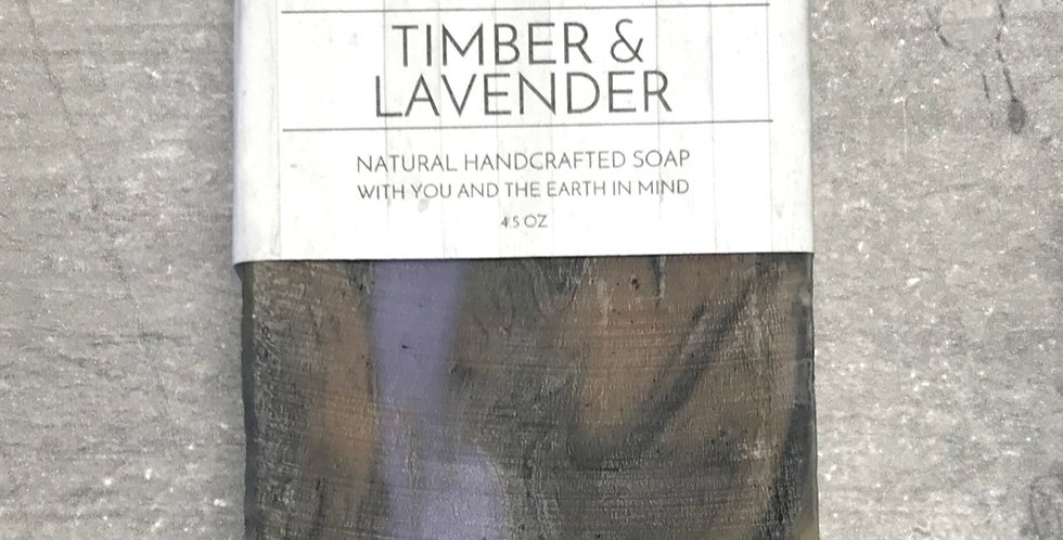 Timber & Lavender