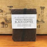 Fresh Roasted Black Coffee Soap