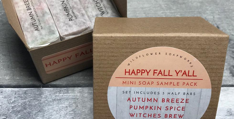 Happy Fall, Y'all Mini