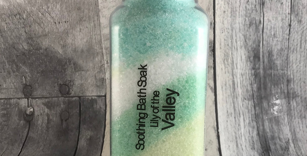 Lily of the Valley Bath Soak