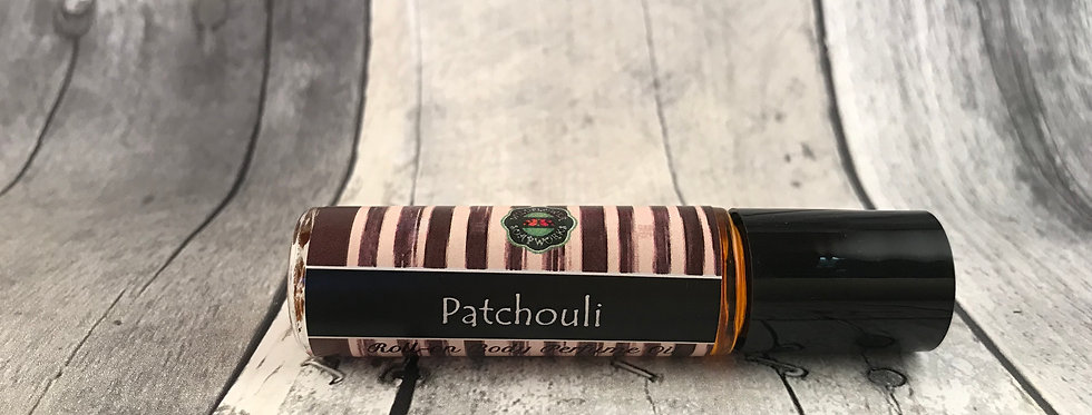 Patchouli Oil Roll-On