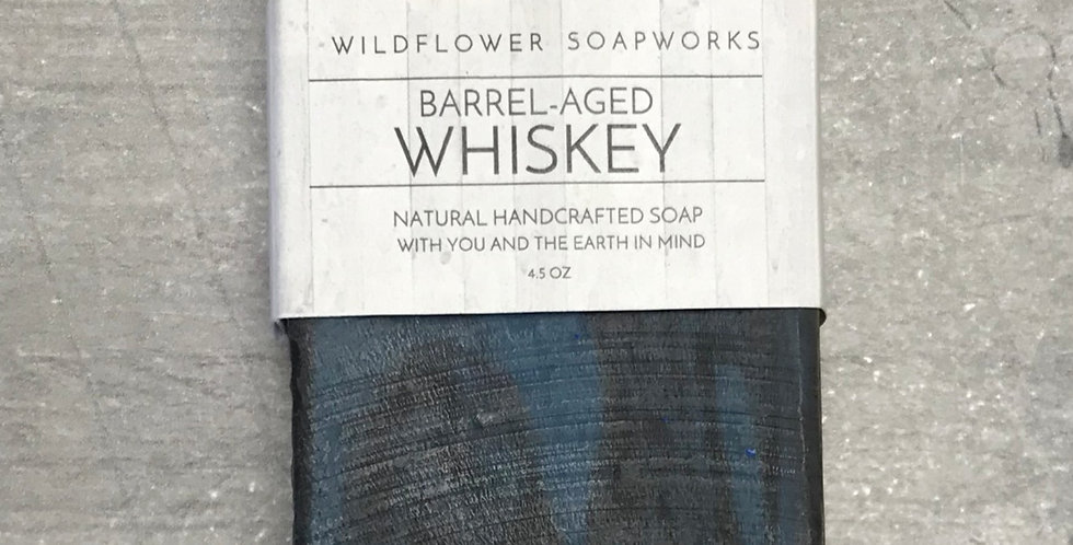 Barrel-aged Whiskey