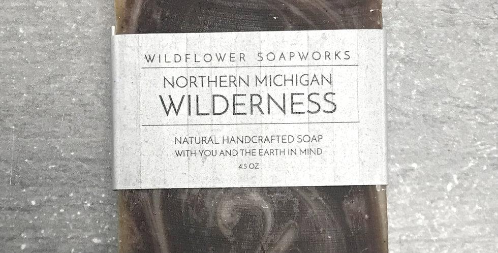 Northern Michigan's Wilderness Soap Bar
