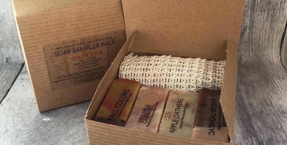 Autumn Color Tour Soap Sampler Pack