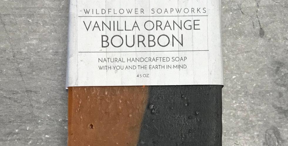 Vanilla Orange Bourbon