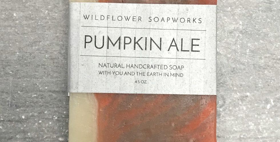 Pumpkin Ale Soap Bar