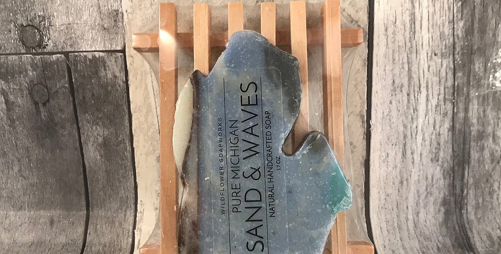 Sand & Waves - Michigan Soap Set