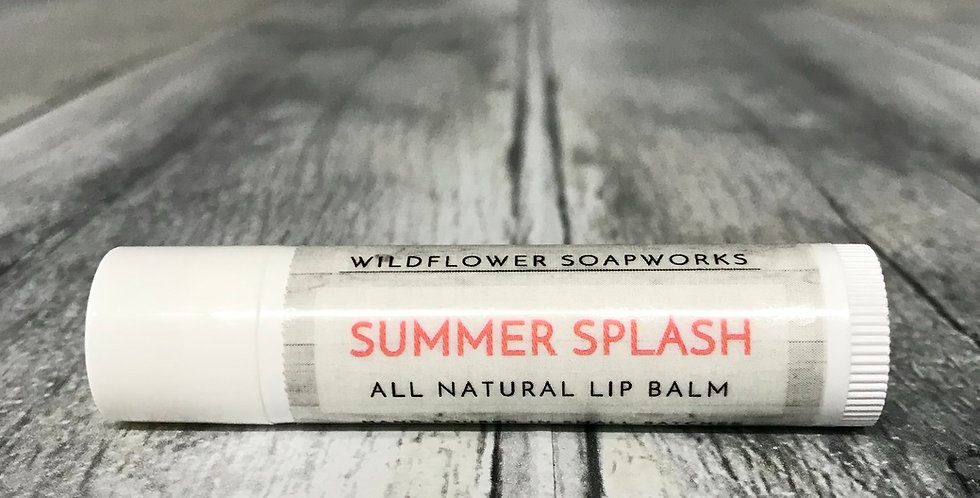 Summer Splash Lip Balm