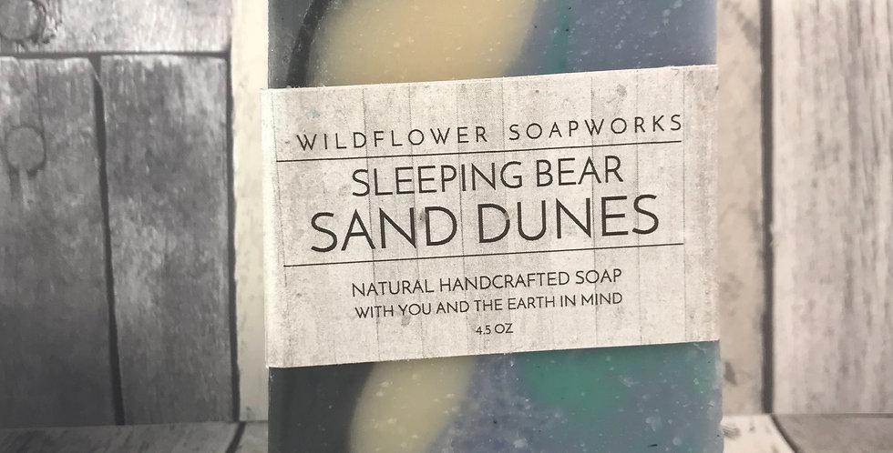 Sleeping Bear Sand Dunes Soap Bar