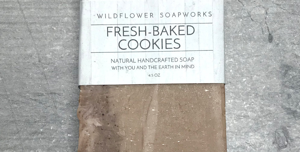 Fresh-Baked Cookies