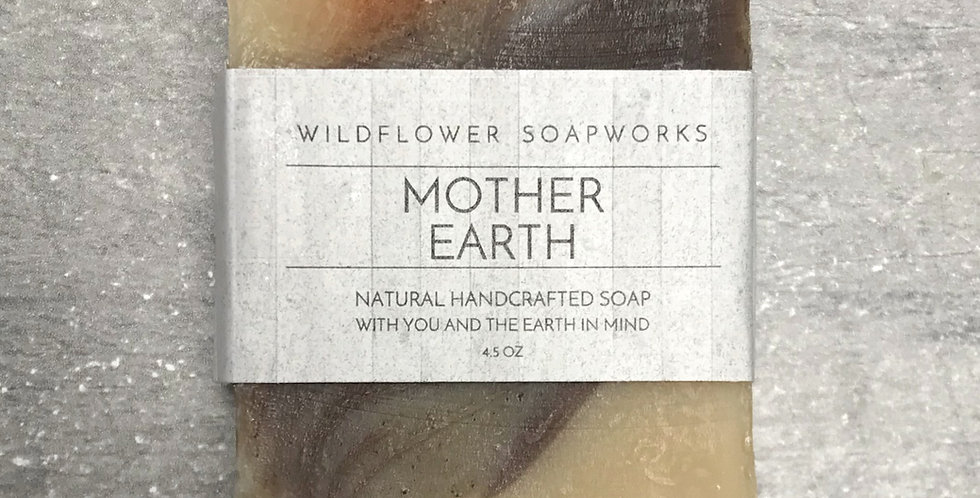 Mother Earth Soap Bar