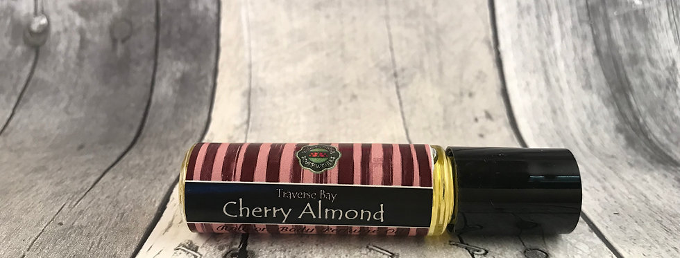 Traverse Bay Cherry Almond Oil Roll-On