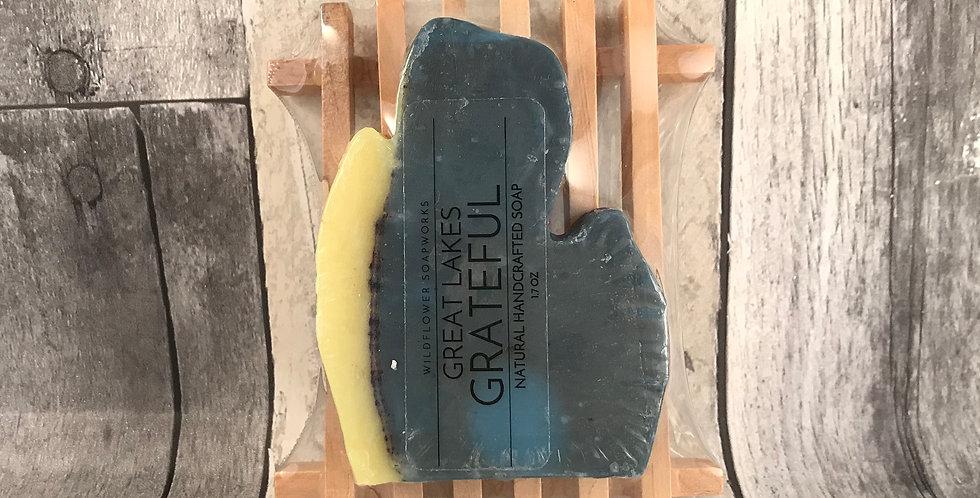 Great Lakes Grateful - Michigan Soap Set