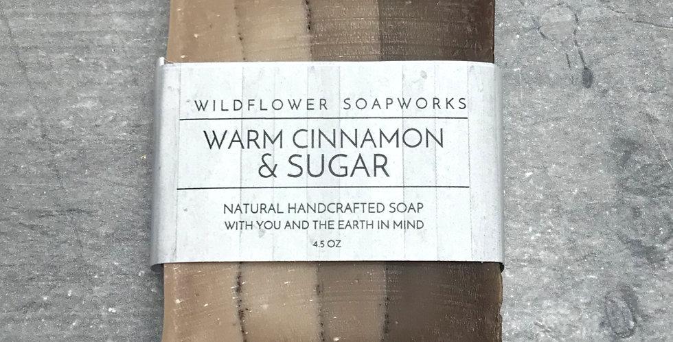 Warm Cinnamon & Sugar