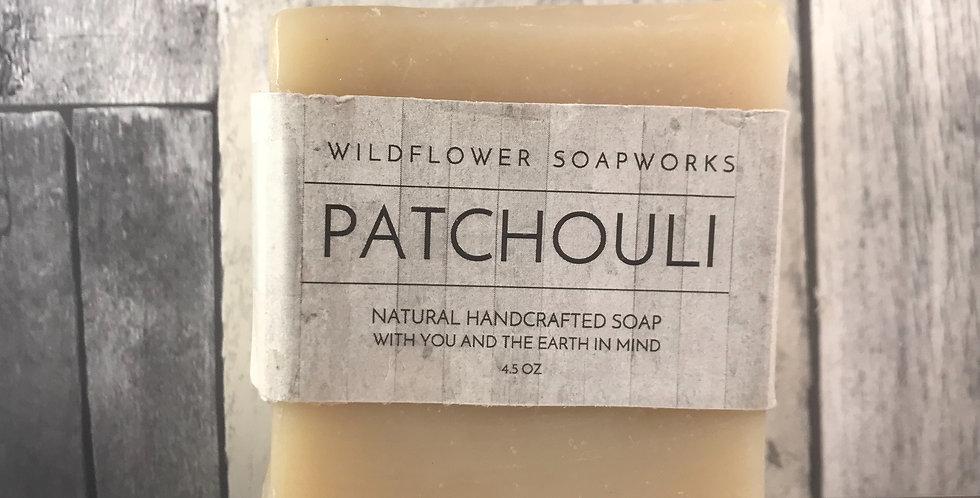 Patchouli Soap Bar