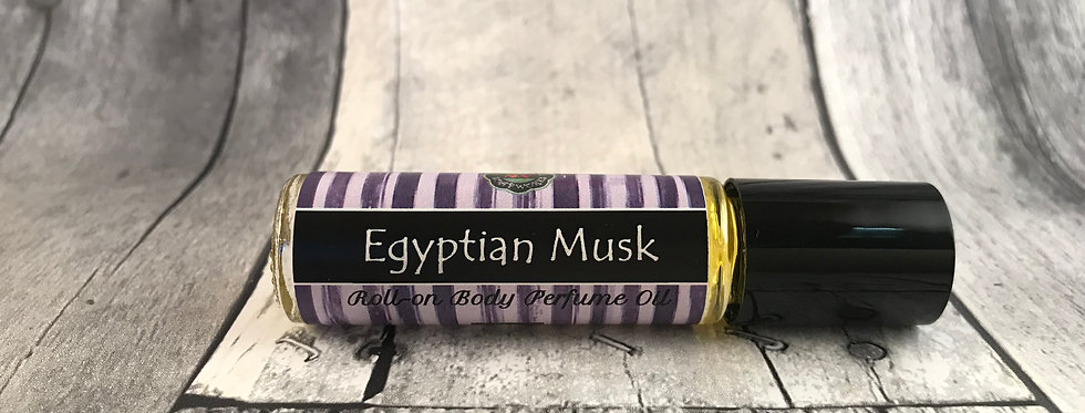 Egyptian Musk Oil Roll-On