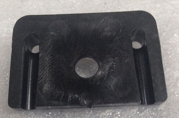 Base Plate Plastic Retainer Bracket